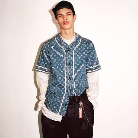 collab lvmh et supreme marque streetwear