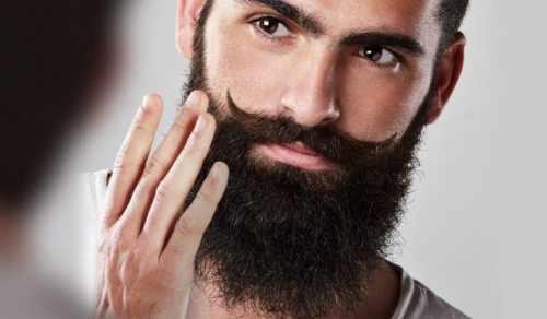 prendre soin de sa barbe avec un sérum