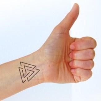 petite tatouage discret