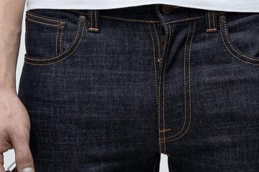 Le guide pratique du jean pour homme jean avec tissage broken