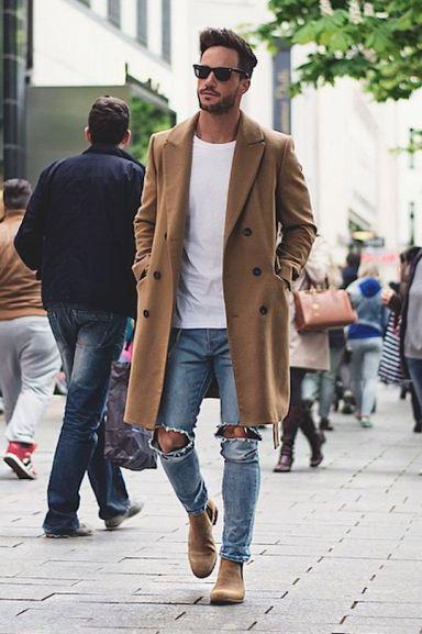 Le guide pratique du jean pour homme jean effiloché ou jean troué ?