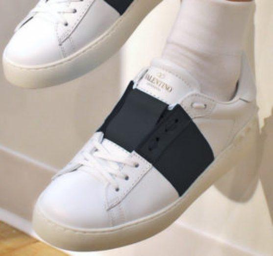 Trouver des idées de sneakers de ville pour homme valentino