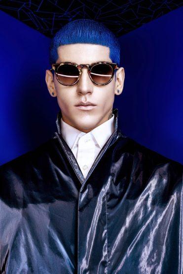 comment bien choisir ses lunettes selon son visage ? photographie règles couleurs choix homme edito
