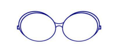 comment bien choisir ses lunettes selon son visage ? lunette mouche