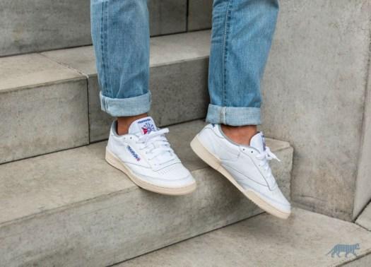 Le meilleur de la sneaker street Reebok club C 85