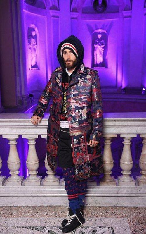 stylé comme une star : À qui ressemblez-vous ? jared leto homme style artiste chanteur punk fashion stylé