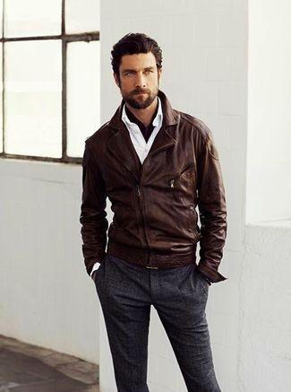 5 façons de porter le style casual de mi,saison , Edgard L