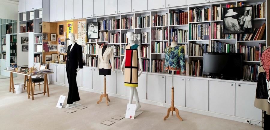 Les adresses découvertes de paris musée mode yves saint laurent style tendance
