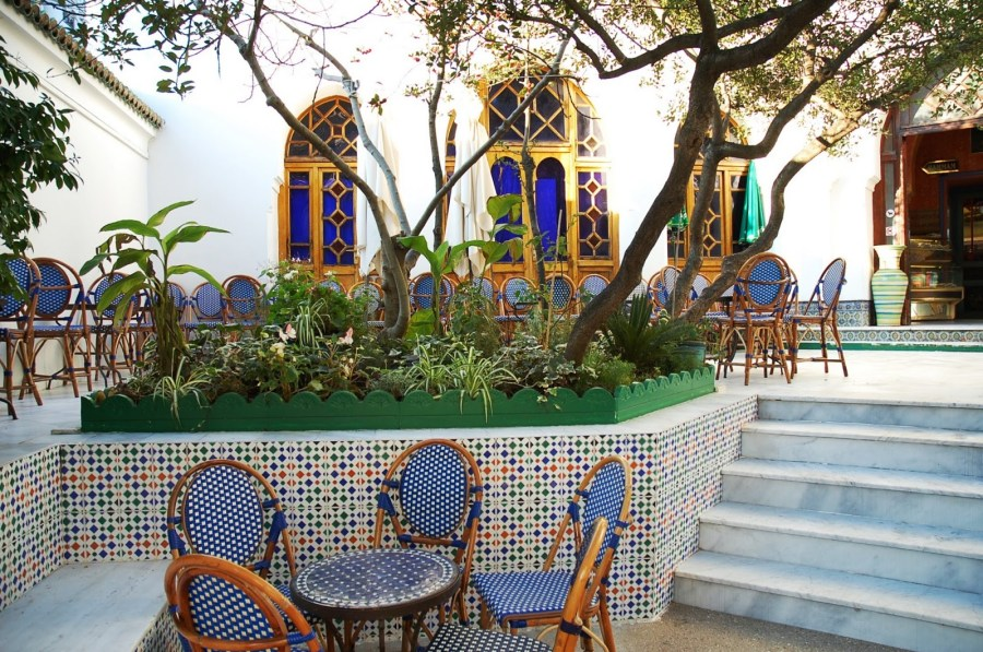 Les adresses découvertes de Paris grande mosquée maroque évasion voyage thé déssert