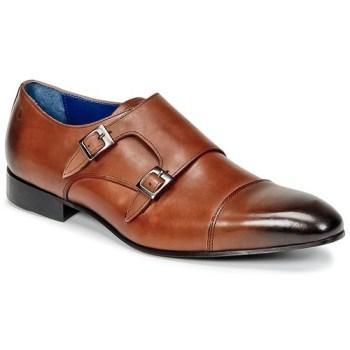 Tenue homme chaussure en cuir carlington