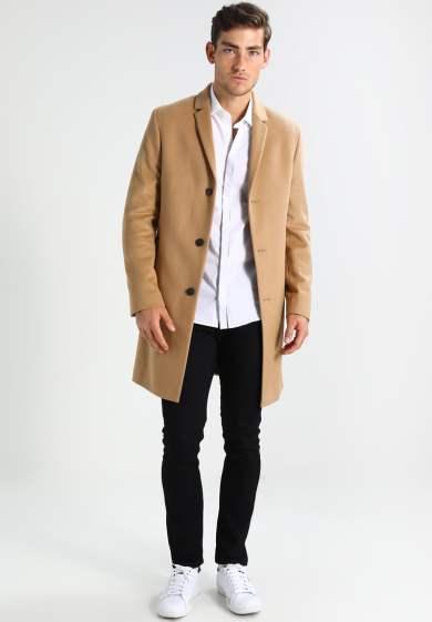 Tenue homme manteau chic de qualité Calvin Klein