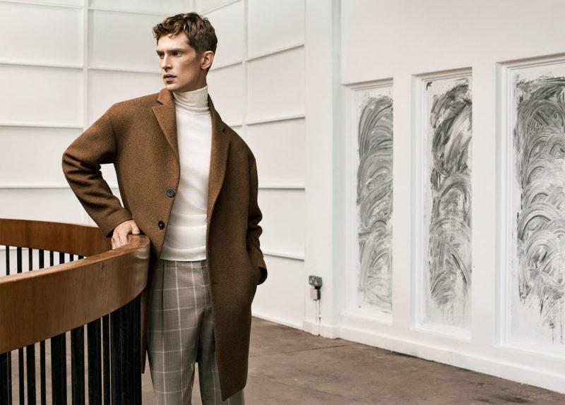 Le style casual de mi-saison edgard l'élégant homme tendance autumn hiver style mode zara