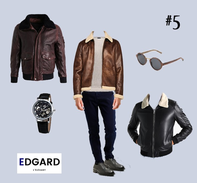 Tenue homme suggestion Edgard L'élégant idée de look