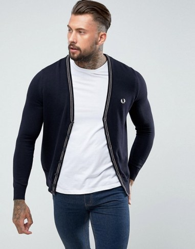 Fred Perry Cardigan tenue homme