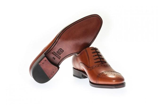 chaussures de ville en cuir Les crafteurs richelieu