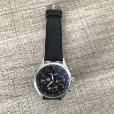montres william L. 1985 homme calendar