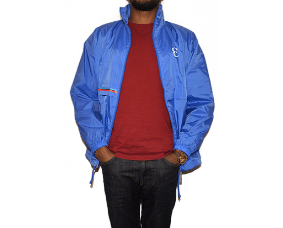 jeune créateur Epsilon marque de vêtements streetwear coupe vent