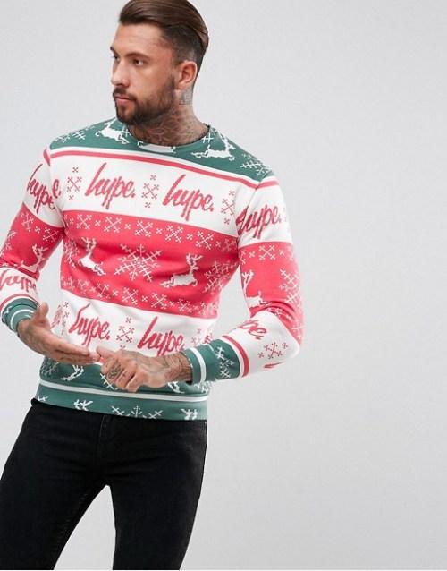 Pull de Noël Hype