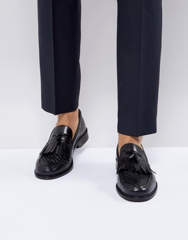 chaussure de ville en cuir pour le nouvel an