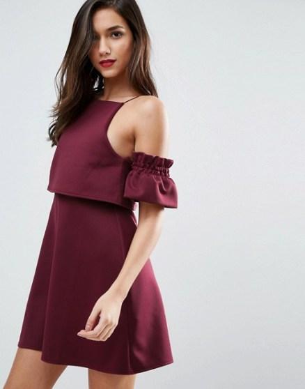idée de cadeau pour noel pour femme robe asos