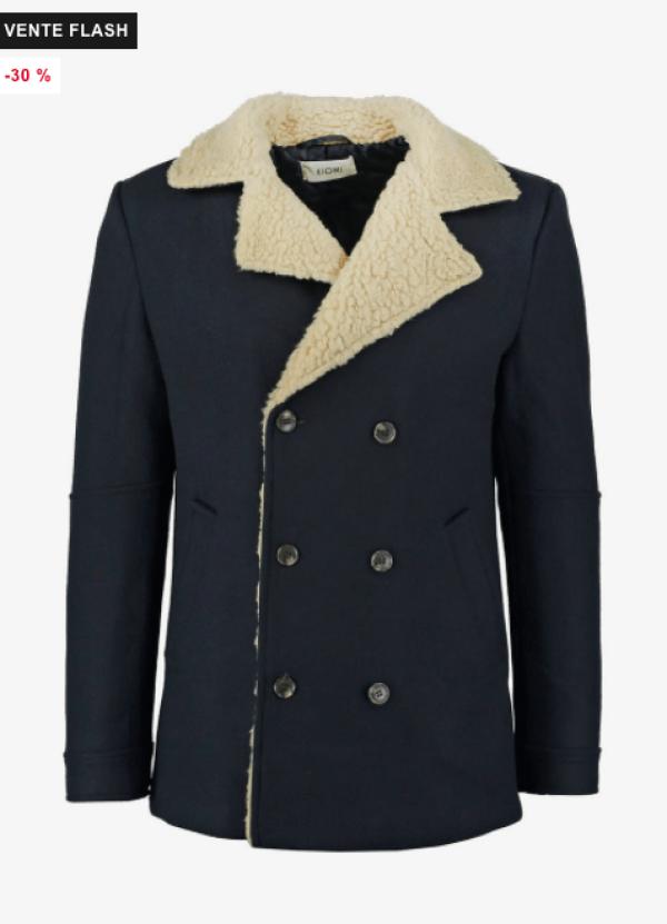 idée de tenue homme manteau pour l'hiver