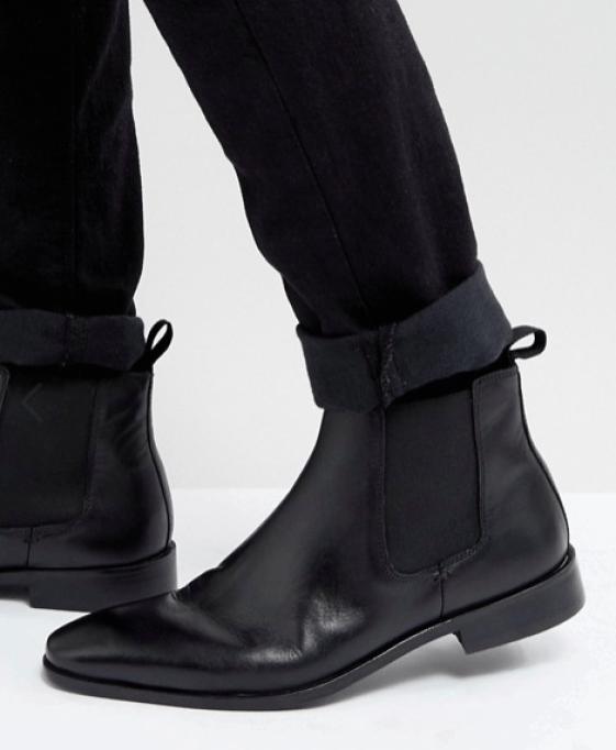 idée de look pour homme avec bottines