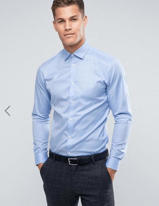 idée de tenue workwear pour homme chemise