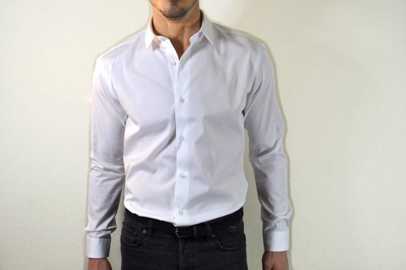test chemise loom pour homme