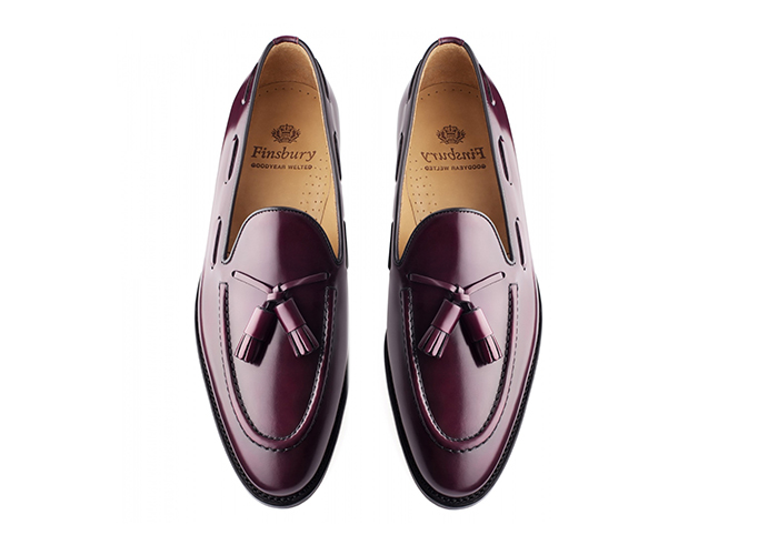 look pour homme mocassin Finsburry