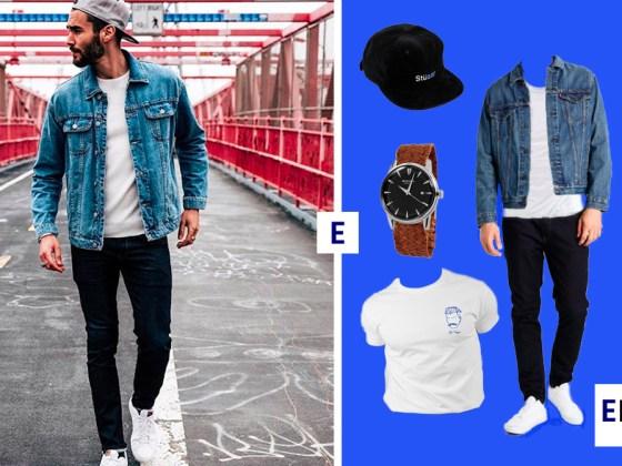 idée de look blog de mode homme