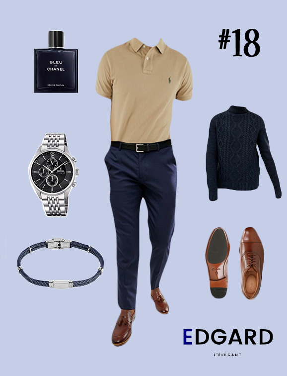 look semaine homme