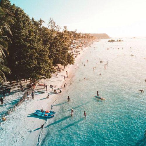 Plage de Boracay