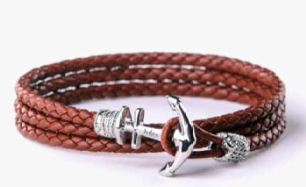 Bracelet marron Etsy idée de look chic