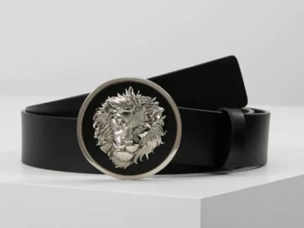 ceinture noir versace idée de look élégant