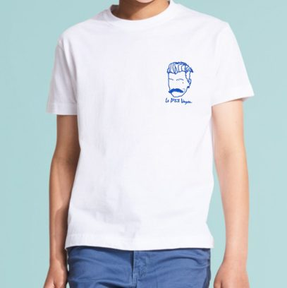 Edgard Paris lance sa collection printemps-été tee-shirt pour enfant