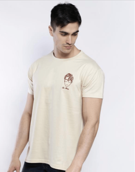 tee-shirt Edgard Paris look urbain