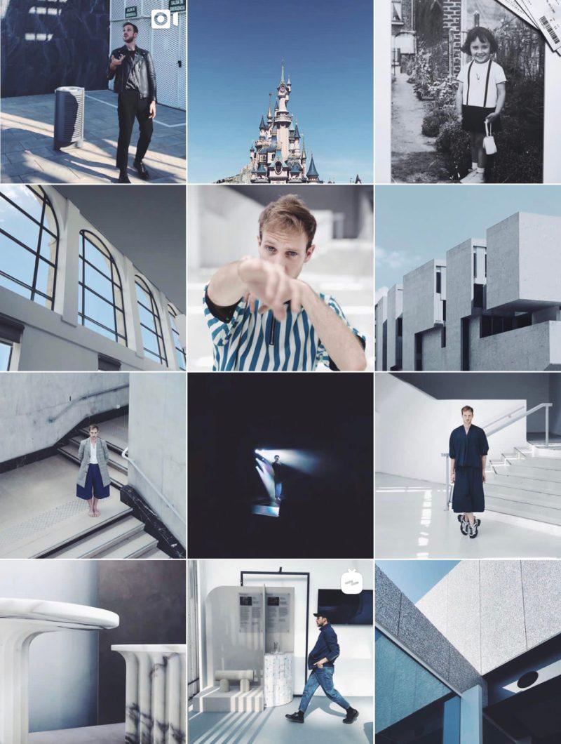 couleurs homogènes pour joli instagram