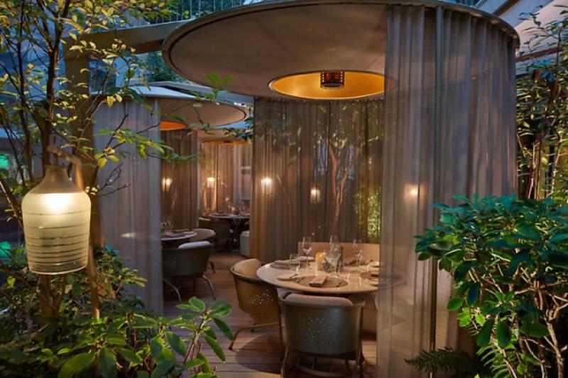 le Mandarin Oriental top 10 restaurant