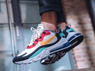 Les sneakers colorées pour l'été