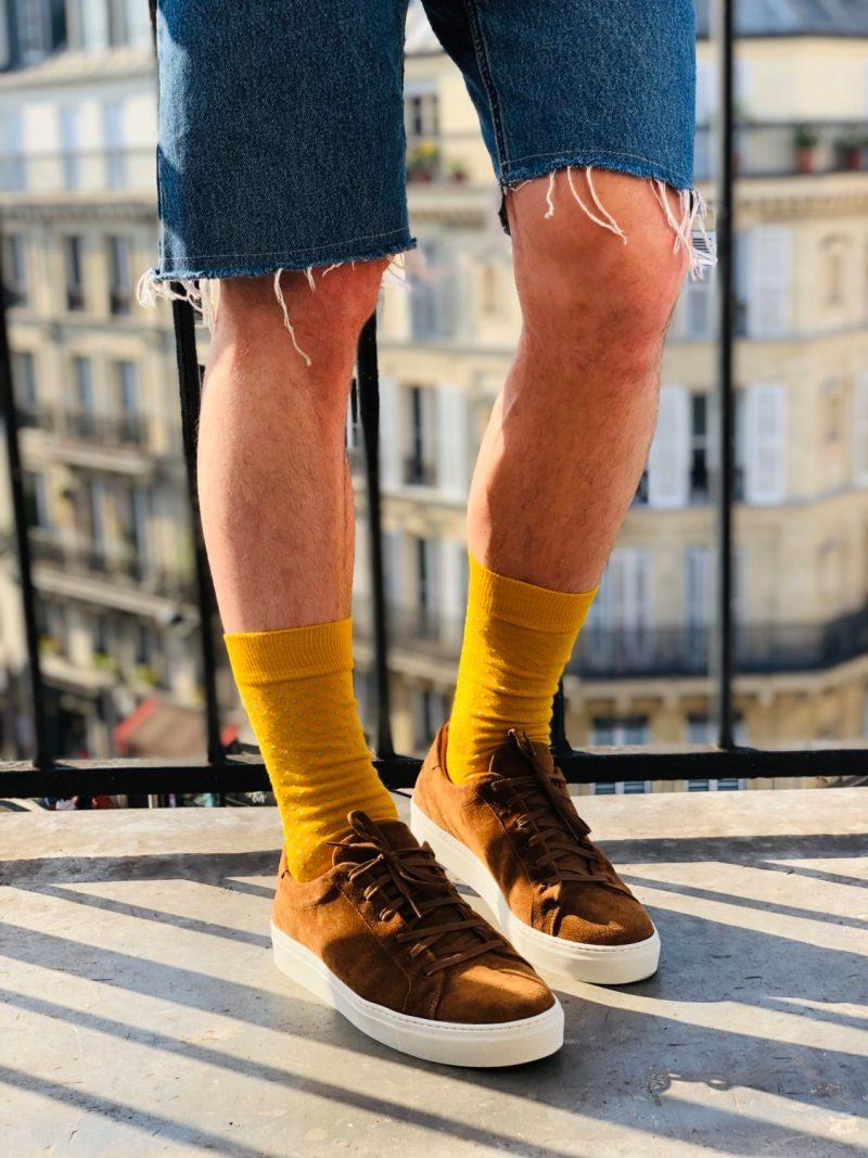 chaussure Pied de Biche