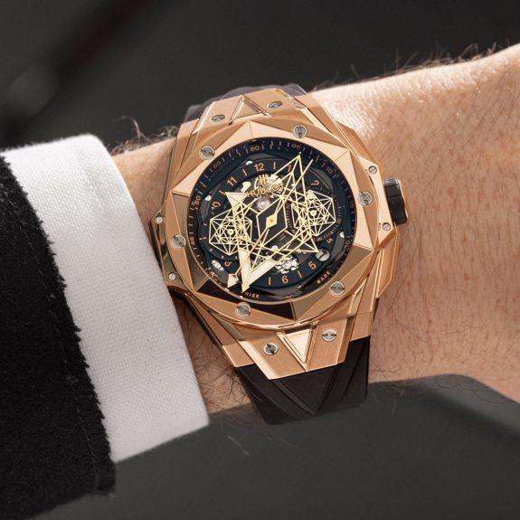 hublot l'une des plus belles montres monde