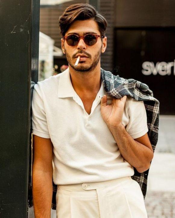 accessoire de mode pour être un homme sexy