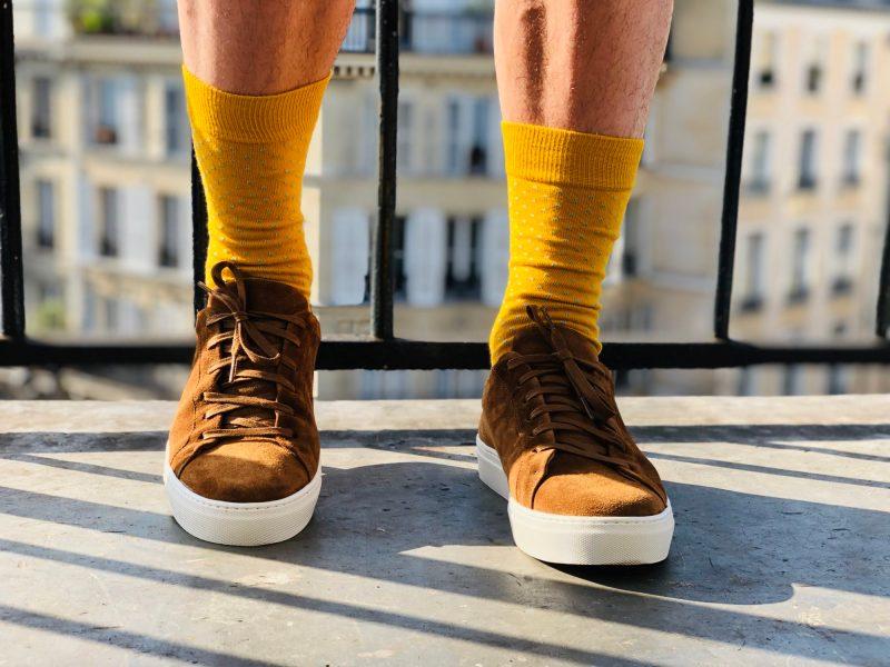 marque de chaussures  Pied de Biche