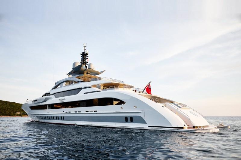 yacht plus beaux monde galactica