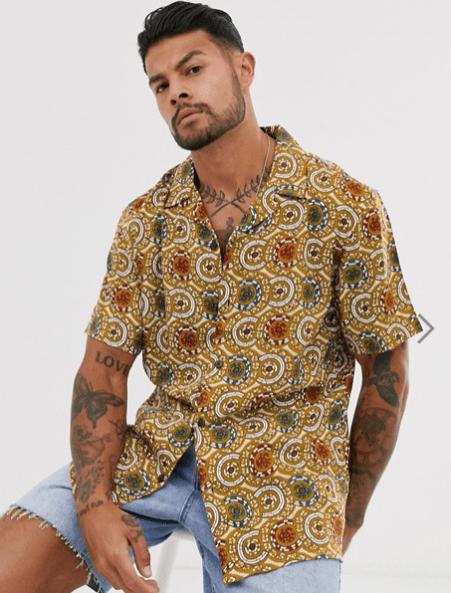 chemise originale