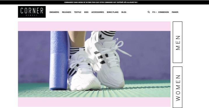 sites de sneakers