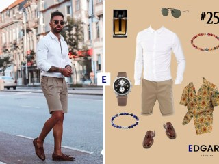 idée de look casual chic