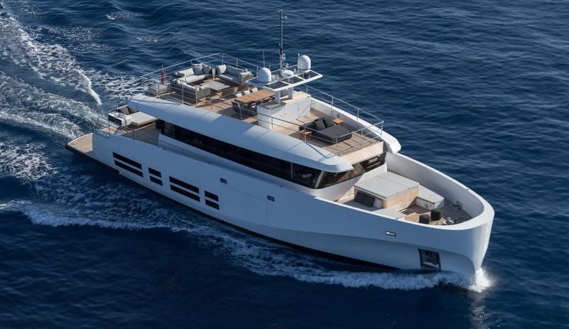 yacht de luxe wally ace