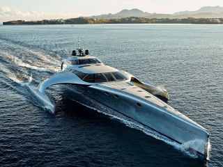plus beaux yachts du monde Adastra