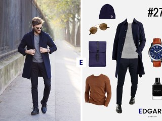 Look idée semaine homme hiver